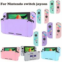 Left&Right Joy-Con Controller Case Joypad Hard Back Case For Switch Game Console