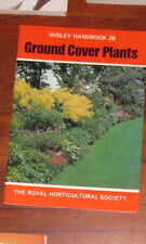 Ground Cover Plants Wisley Handbook 26 Royal Horticultural Society