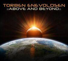 TORBEN ENEVOLDSEN - ABOVE AND BEYOND CD (EXCELLENT INSTRUMENTAL GUITAR ROCKER)