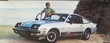 1977 Chevrolet Monza Spyder Showroom Poster mw9751-IGJXL5
