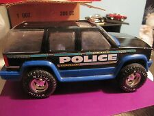 VINTAGE NYLINT 1998 METRO POLICE TAHOE CHEVROLET 1500