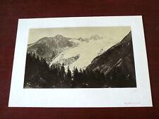 STAMPA RIPRODUCENTE FOTO DEL 1860     (N°32)