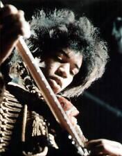 Jimi Hendrix 8 X 10 Color Photograph