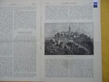 1896 Karst Höhlen St. Canzian Slowenien