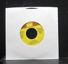 "Marvin Gaye - Praise / Funk Me 7"" Vinyl 45 VG 1981 Soul USA Tamla T 54322F"