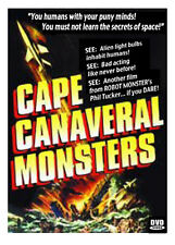 THE CAPE CANAVERAL MONSTERS Classic Science Fiction DVD Alien Invasion SCI-FI