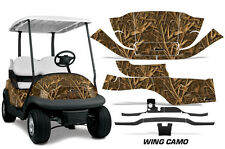 Club Car Precedent Golf Cart Graphic Kit Wrap Part AMR Racing Decal 08-13 WING