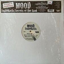 """Mood – Snakebacks 12"""" Vinyl DILLA 1999 Hi-Tek MF Doom Jay Dee"""