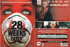 28 WEEKS LATER --- Mediabook (Cover A) --- Blu-ray + DVD --- Limited 999 Edition