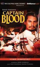 Captain Blood : A Radio Dramatization by Rafael Sabatini and Jerry Robbins...