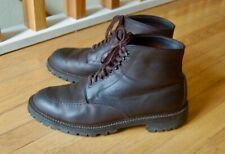 Alden Indy 404 Kudu Boots Made in USA 8D