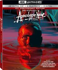 Apocalypse Now (40th Anniversary Edition) Original 4K UHD Blu-ray Movie