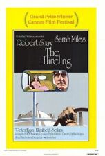 RARE 16mm Feature: THE HIRELING (ROBERT SHAW / SARAH MILES) CANNES AWARD WINNER