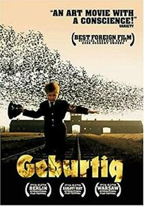 Geburtig DVD Robert Schindel Movie - 2002 BEST FOREIGN FILM - RARE OOP