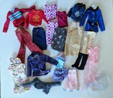 Mary Kate & Ashley Olson twins & vintage Barbie Skipper Doll Clothes Lot rare