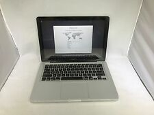 MacBook Pro 13 Mid 2012 MD102LL/A 2.9GHz i7 8GB 750GB Good Condition