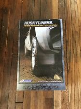 Husky 57591 Rear Mud Flap 04-09 Ford Truck New Free Shipping