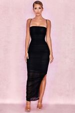 House Of Cb Fornarina Dress In Black Size Small