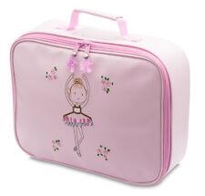 Girls Pink Ballet Dance Shoes Hand Case Bag Katz Christmas KB75 SLIGHT SECONDS