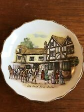 Tuscan Fine Bone China Old Coach House Bristol England Pin/Butter Dish