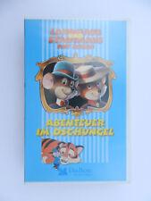 VHS Video Kassette Landmaus und Stadtmaus auf Reisen Abenteuer im Dschungel