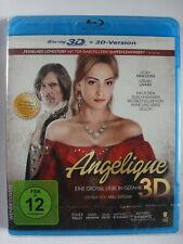 Angelique 3D - Eine große Liebe in Gefahr - Nora Arnezeder, Gerard Lanvin