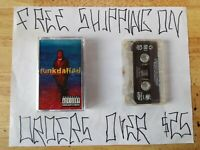 DA BRAT FUNKDAFIED DEBUT CASSETTE JERMAINE DUPRI PRODUCED J