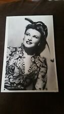 ORIGINAL PIN UP  Vintage PostCard  Ginger Rogers  Universal