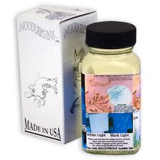 Noodler's - Invisible Blue Ghost Bottled Fountain Pen Ink 3 oz - Blacklight