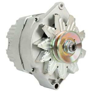 Alternator For Chevrolet C / K / R / V Series Pickups 1973-1982; 400-12003