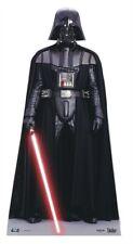 Star Wars DARTH VADER Classic Lifesize CARDBOARD Standee Standup STAR CUTOUTS