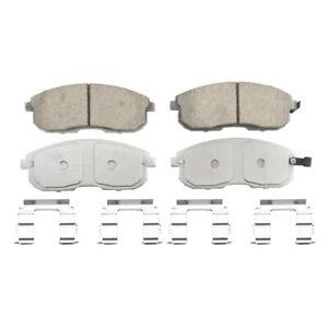 Disc Brake Pad Set-ThermoQuiet Disc Brake Pad Front Wagner QC430