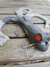 Moochie Lures -Kraken NEW Rubber Frog Froglet Bait Musky Muskie Fish CUSTOM MADE