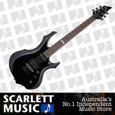 ESP LTD F-10 Black Electric Guitar Kit w/Gigbag F10 F 10 *BRAND NEW* -Save $120.