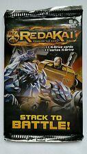 Redakai Stack alla battaglia 11 X-Drive CARDS trading cards