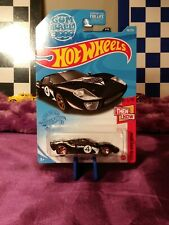 2021 Hot Wheels 78/250 Ford Gt-40 1/10 Then And Now Black Gum Ball 3000 #4