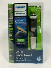 Philips Norelco 5000 Multigroom Hair Trimmer with 18 Attachments - MG5750/49