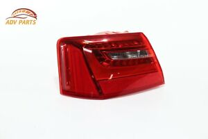 AUDI A6 REAR LEFT DRIVER SIDE OUTER TAILLIGHT LIGHT LAMP OEM 2012 - 2015 💎