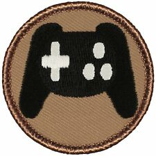 Great Boy Scout Patrol Patch! - #773 The Game Controller Patrol