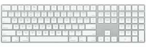 Brand New Apple Magic Keyboard w/Numeric Keypad Wireless, Rechargeable A1843