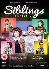 Siblings Series 2 (DVD) Charlotte Ritchie, Tom Stourton