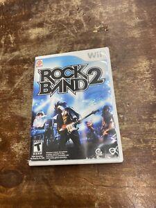 Rock Band 2 (Nintendo Wii, 2008)