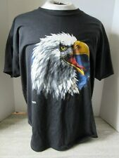 Vintage Wildside Los Angeles Eagle T-Shirt Hanes 50/50 Size Large