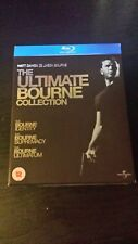 The Bourne Trilogy (Blu-ray Disc, 2009, 3-Disc Set)