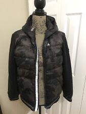 Michael Kors Big Boys Winter Jacket Camouflage Size 14/16 50% Down Filled