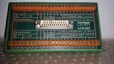 SYSTEME  LAUER LCA 020   LCA020