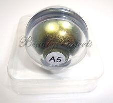 Aora Chrome Metal Shine Powder GOLD H5 Get Polarized Mirror Nail Art Powder NEW!