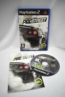 Need for Speed: ProStreet Video Game for Sony PlayStation 2 PS2 PAL TESTED