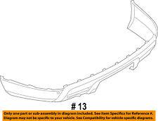 FORD OEM 11-15 Explorer Rear Bumper-Lower Cover BB5Z17F828EA