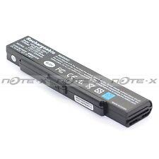 BATTERIE  POUR Sony VAIO VGN-FS115 VGN-FS115B VGN-FS115E VGN-FS115M VGN-FS115MR